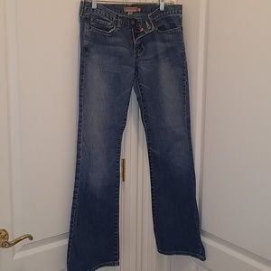 Abercrombie bootcut Jeans Stretch 6R